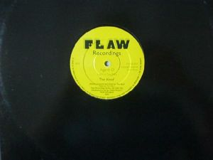 FLAW 001 - FLAW Recordings - THE ALOOF - Agent O